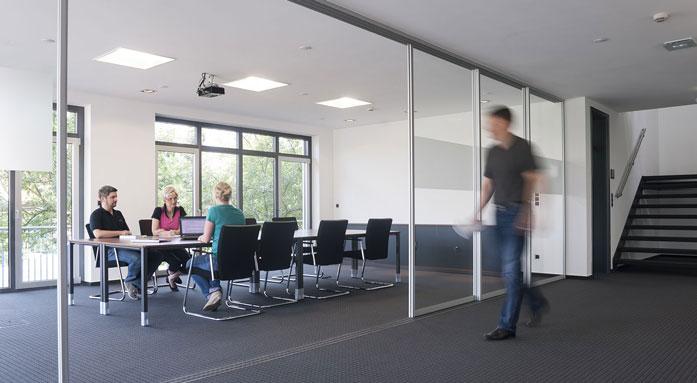 Maximale Leistung für Wohnungs-, Büro- und Gewerbebauten