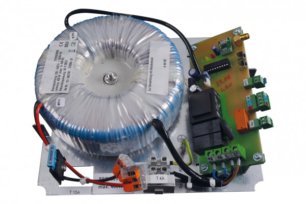 E-NERGY CARBON Netzteil UP (Unterputz) 400 W kompakt