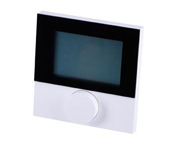 Raumthermostat 230 V Display für Heizen & Kühlen