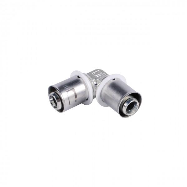 Press-Winkel 90° MVR 16 x 16 mm